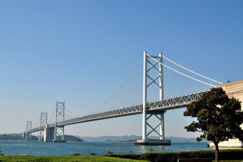 連絡 橋 四国 本州