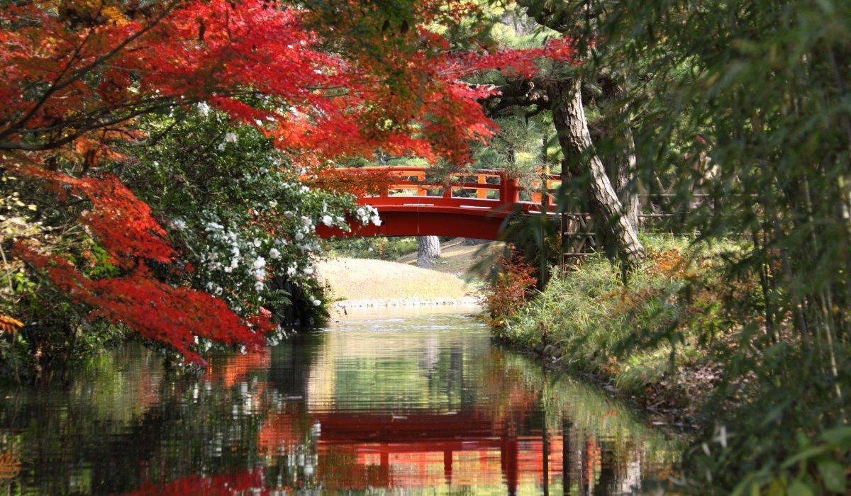 栗林公園|うどん県の秋を楽しむ紅葉狩り|特集|香川県観光協会公式サイト うどん県旅ネット